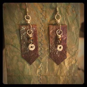 Ladies Hand made earrings